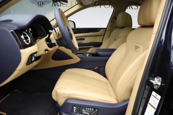 New 2021 Bentley Bentayga V8 for sale $209,755 at Alfa Romeo of Westport in Westport CT 06880 18
