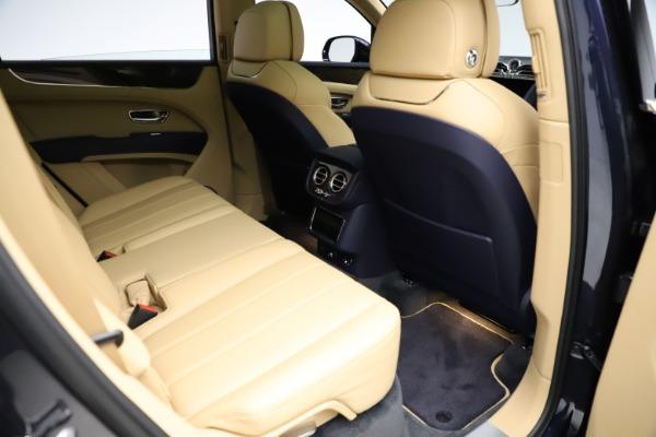 New 2021 Bentley Bentayga V8 for sale $209,755 at Alfa Romeo of Westport in Westport CT 06880 27