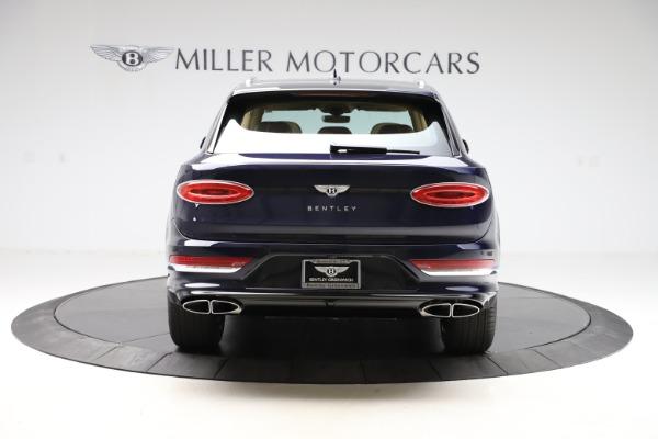 New 2021 Bentley Bentayga V8 for sale $209,755 at Alfa Romeo of Westport in Westport CT 06880 7