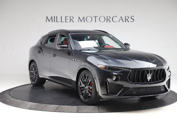 New 2020 Maserati Levante GTS for sale Sold at Alfa Romeo of Westport in Westport CT 06880 11