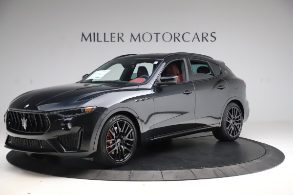 New 2020 Maserati Levante GTS for sale Sold at Alfa Romeo of Westport in Westport CT 06880 2