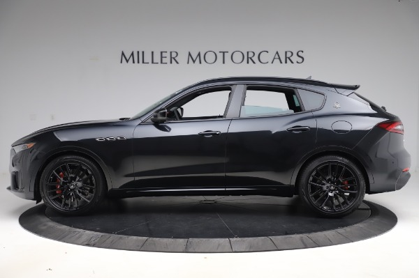 New 2020 Maserati Levante GTS for sale Sold at Alfa Romeo of Westport in Westport CT 06880 3