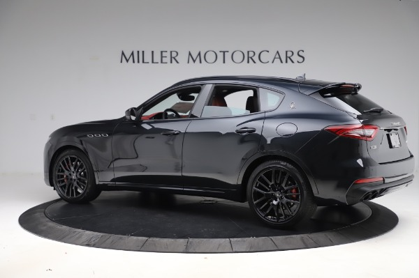 New 2020 Maserati Levante GTS for sale Sold at Alfa Romeo of Westport in Westport CT 06880 4