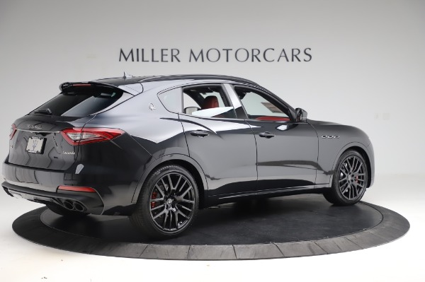 New 2020 Maserati Levante GTS for sale Sold at Alfa Romeo of Westport in Westport CT 06880 8