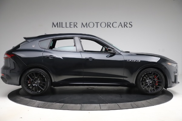New 2020 Maserati Levante GTS for sale Sold at Alfa Romeo of Westport in Westport CT 06880 9