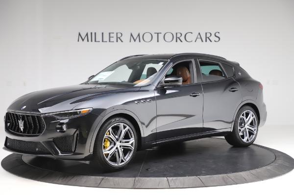 New 2020 Maserati Levante GTS for sale $137,599 at Alfa Romeo of Westport in Westport CT 06880 2