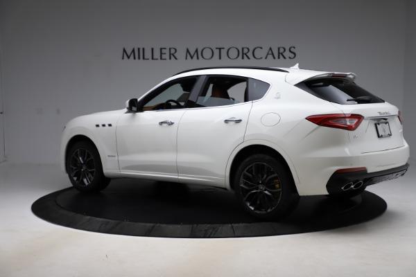 New 2020 Maserati Levante Q4 GranSport for sale $84,285 at Alfa Romeo of Westport in Westport CT 06880 4