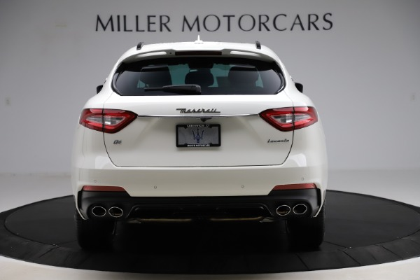 New 2020 Maserati Levante Q4 GranSport for sale $84,285 at Alfa Romeo of Westport in Westport CT 06880 6