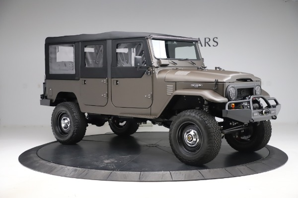 Used 1974 Toyota FJ44 Icon for sale Sold at Alfa Romeo of Westport in Westport CT 06880 10