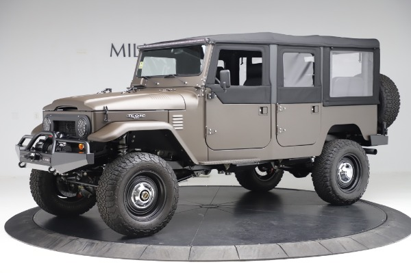 Used 1974 Toyota FJ44 Icon for sale Sold at Alfa Romeo of Westport in Westport CT 06880 2