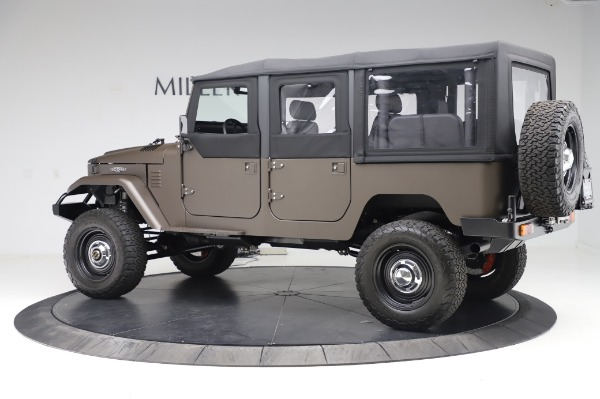 Used 1974 Toyota FJ44 Icon for sale Sold at Alfa Romeo of Westport in Westport CT 06880 4