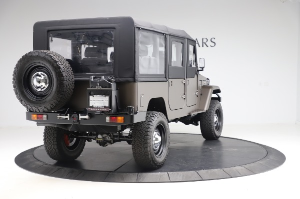 Used 1974 Toyota FJ44 Icon for sale Sold at Alfa Romeo of Westport in Westport CT 06880 7