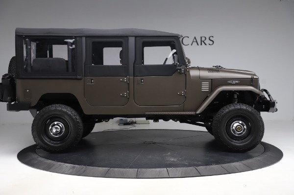 Used 1974 Toyota FJ44 Icon for sale Sold at Alfa Romeo of Westport in Westport CT 06880 9