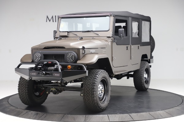 Used 1974 Toyota FJ44 Icon for sale Sold at Alfa Romeo of Westport in Westport CT 06880 1