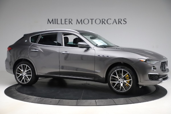 New 2020 Maserati Levante S Q4 GranLusso for sale Sold at Alfa Romeo of Westport in Westport CT 06880 10