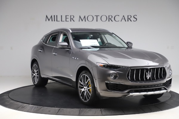 New 2020 Maserati Levante S Q4 GranLusso for sale Sold at Alfa Romeo of Westport in Westport CT 06880 11