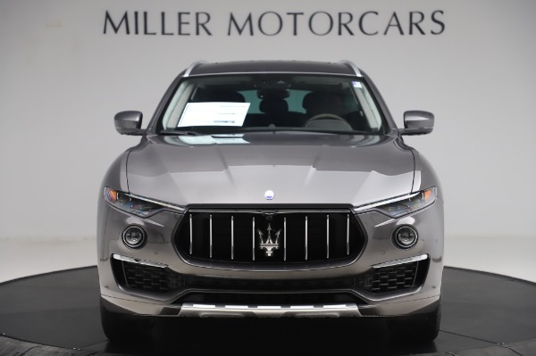 New 2020 Maserati Levante S Q4 GranLusso for sale Sold at Alfa Romeo of Westport in Westport CT 06880 12