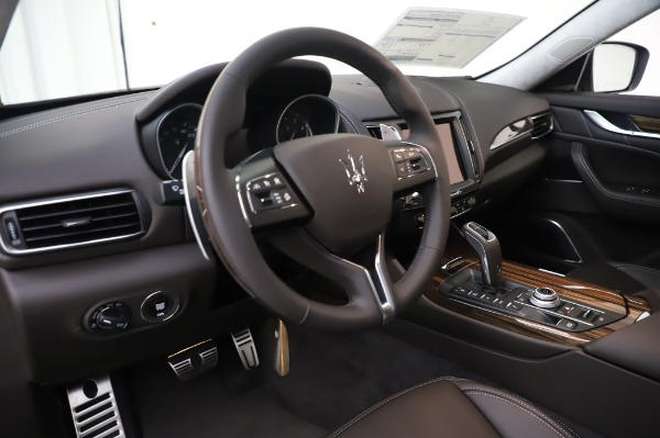 New 2020 Maserati Levante S Q4 GranLusso for sale Sold at Alfa Romeo of Westport in Westport CT 06880 19