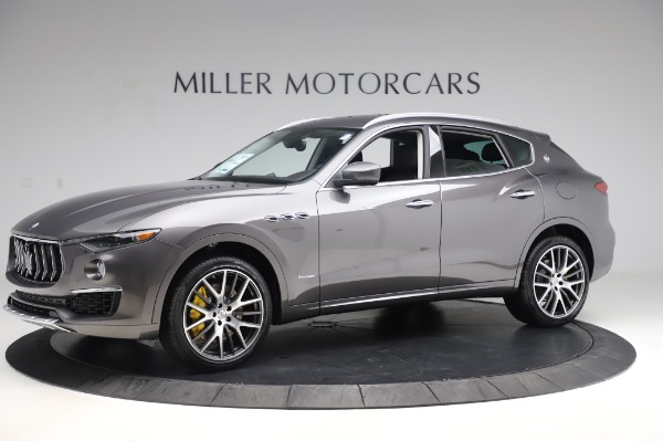 New 2020 Maserati Levante S Q4 GranLusso for sale $100,485 at Alfa Romeo of Westport in Westport CT 06880 2
