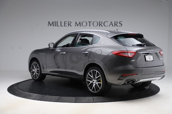 New 2020 Maserati Levante S Q4 GranLusso for sale $100,485 at Alfa Romeo of Westport in Westport CT 06880 4