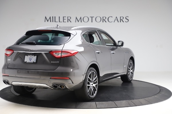 New 2020 Maserati Levante S Q4 GranLusso for sale Sold at Alfa Romeo of Westport in Westport CT 06880 7
