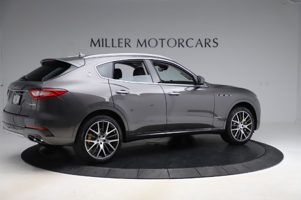 New 2020 Maserati Levante S Q4 GranLusso for sale Sold at Alfa Romeo of Westport in Westport CT 06880 8