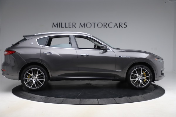 New 2020 Maserati Levante S Q4 GranLusso for sale Sold at Alfa Romeo of Westport in Westport CT 06880 9