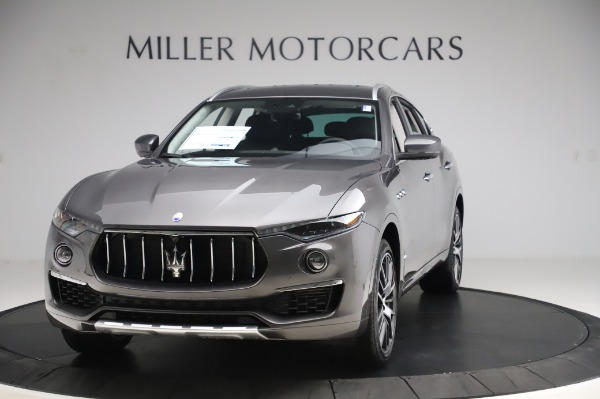 New 2020 Maserati Levante S Q4 GranLusso for sale $100,485 at Alfa Romeo of Westport in Westport CT 06880 1