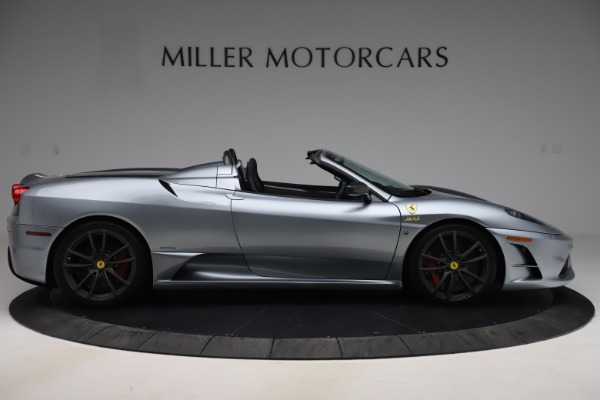 Used 2009 Ferrari 430 Scuderia Spider 16M for sale $329,900 at Alfa Romeo of Westport in Westport CT 06880 9