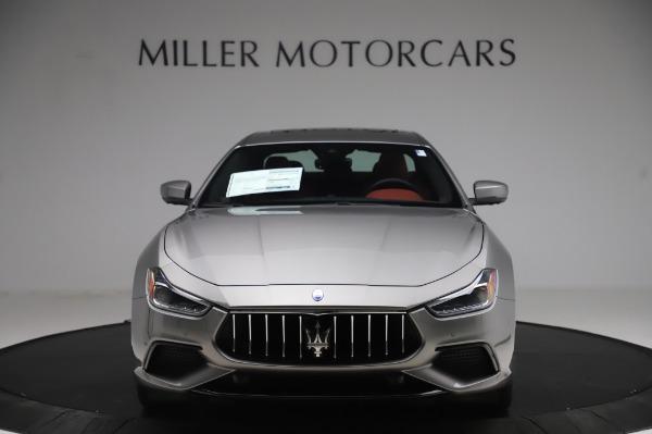 New 2020 Maserati Ghibli S Q4 GranSport for sale $93,285 at Alfa Romeo of Westport in Westport CT 06880 12