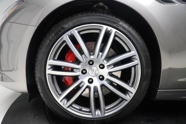 New 2020 Maserati Ghibli S Q4 GranSport for sale $93,285 at Alfa Romeo of Westport in Westport CT 06880 13