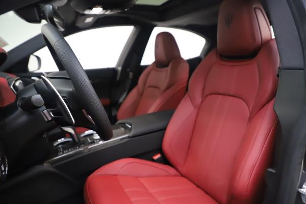 New 2020 Maserati Ghibli S Q4 GranSport for sale $93,285 at Alfa Romeo of Westport in Westport CT 06880 14