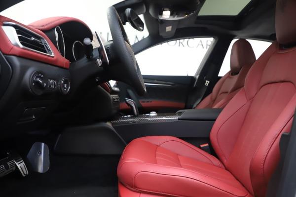 New 2020 Maserati Ghibli S Q4 GranSport for sale $93,285 at Alfa Romeo of Westport in Westport CT 06880 15