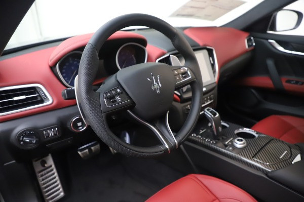 New 2020 Maserati Ghibli S Q4 GranSport for sale $93,285 at Alfa Romeo of Westport in Westport CT 06880 16