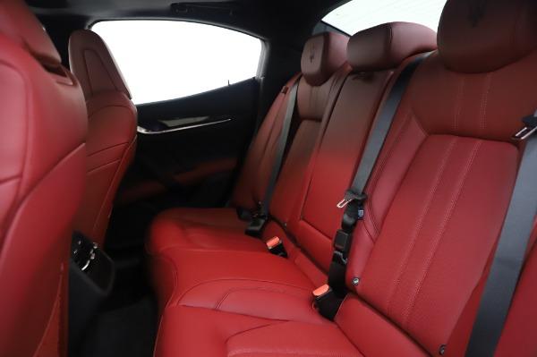 New 2020 Maserati Ghibli S Q4 GranSport for sale $93,285 at Alfa Romeo of Westport in Westport CT 06880 18