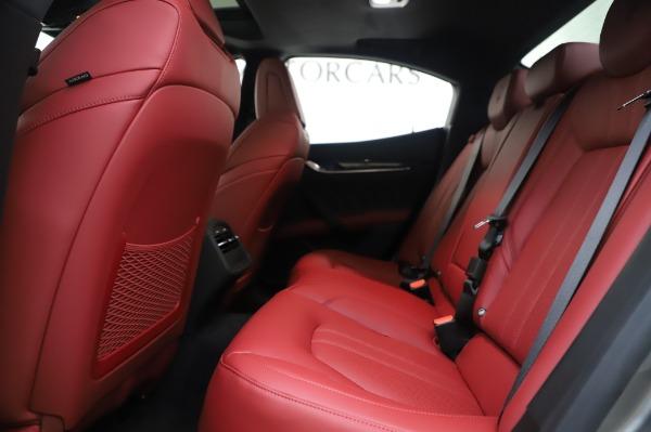 New 2020 Maserati Ghibli S Q4 GranSport for sale $93,285 at Alfa Romeo of Westport in Westport CT 06880 19