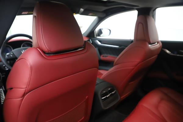 New 2020 Maserati Ghibli S Q4 GranSport for sale $93,285 at Alfa Romeo of Westport in Westport CT 06880 20