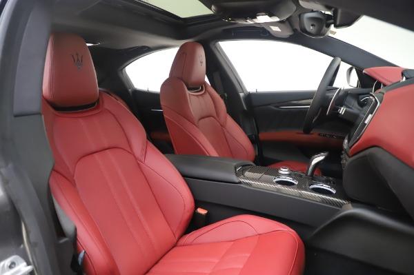 New 2020 Maserati Ghibli S Q4 GranSport for sale $93,285 at Alfa Romeo of Westport in Westport CT 06880 22