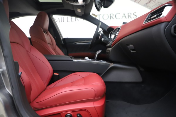 New 2020 Maserati Ghibli S Q4 GranSport for sale $93,285 at Alfa Romeo of Westport in Westport CT 06880 23