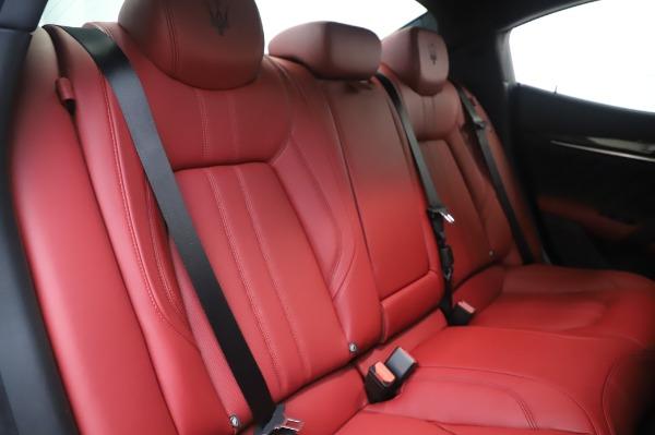 New 2020 Maserati Ghibli S Q4 GranSport for sale $93,285 at Alfa Romeo of Westport in Westport CT 06880 25