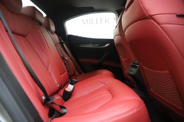 New 2020 Maserati Ghibli S Q4 GranSport for sale $93,285 at Alfa Romeo of Westport in Westport CT 06880 26