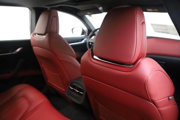 New 2020 Maserati Ghibli S Q4 GranSport for sale $93,285 at Alfa Romeo of Westport in Westport CT 06880 27