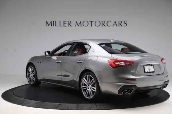 New 2020 Maserati Ghibli S Q4 GranSport for sale $93,285 at Alfa Romeo of Westport in Westport CT 06880 4