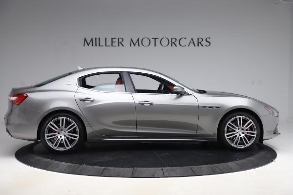New 2020 Maserati Ghibli S Q4 GranSport for sale $93,285 at Alfa Romeo of Westport in Westport CT 06880 9