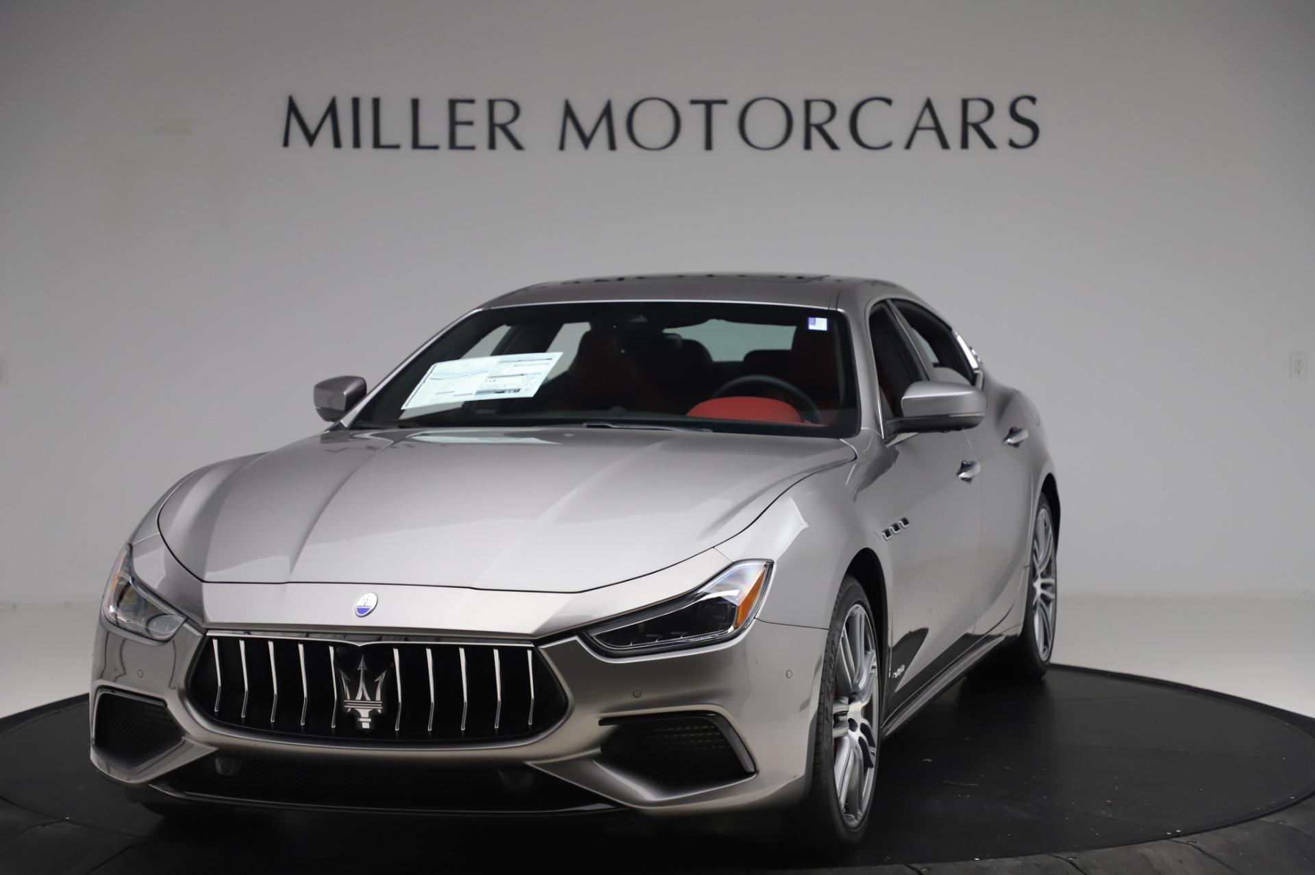 New 2020 Maserati Ghibli S Q4 GranSport for sale $93,285 at Alfa Romeo of Westport in Westport CT 06880 1