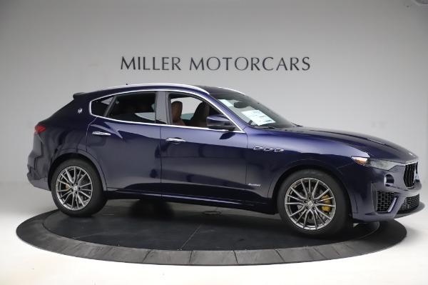 New 2020 Maserati Levante Q4 GranSport for sale Sold at Alfa Romeo of Westport in Westport CT 06880 10