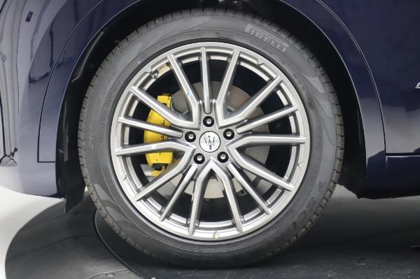 New 2020 Maserati Levante Q4 GranSport for sale Sold at Alfa Romeo of Westport in Westport CT 06880 13