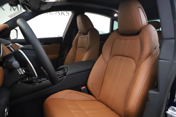 New 2020 Maserati Levante Q4 GranSport for sale Sold at Alfa Romeo of Westport in Westport CT 06880 14