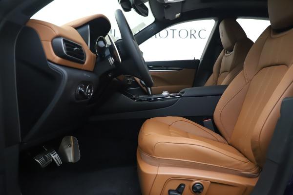 New 2020 Maserati Levante Q4 GranSport for sale Sold at Alfa Romeo of Westport in Westport CT 06880 15