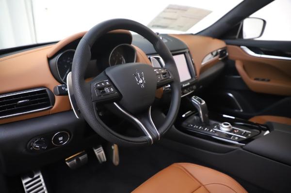 New 2020 Maserati Levante Q4 GranSport for sale Sold at Alfa Romeo of Westport in Westport CT 06880 16